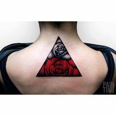 Polish tattoo artist Szymon Gdowicz