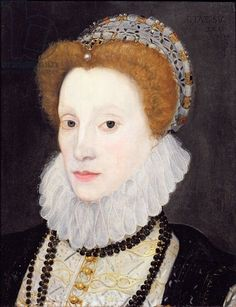 Queen Elizabeth I George Gower