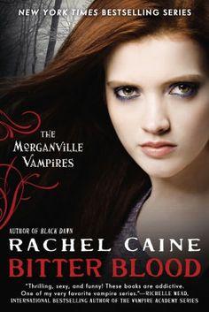 Bitter Blood: The Morganville Vampires #13 by Rachel Caine - My Review: http://yabooknerd.blogspot.com/2012/12/review-bitter-blood.html
