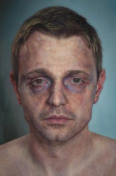 This morning we take a look at the work of Ireland-born artist Ian Cumberland. He studied fine art at University of Ulster and has since won several Portrait Awards at the National Portrait Gallery and Royal Ulster Academy Oil Portrait, Portrait Paintings, A Level Art, National Portrait Gallery, Exhibition, Photorealism, Realism Art, Portrait Inspiration, Art Sketchbook