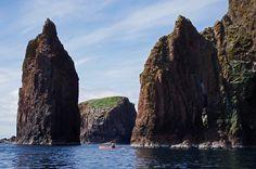 Will Herman completes a sea kayak circumnavigation of Shetland Mainland, Scotland Closing Circle, Kayaking, Waterfall, Journey, Sea, Mountains, Nature, Travel, Outdoor
