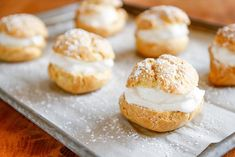 Easy Cream Puff Recipe for Mother's Day – Unsophisticook