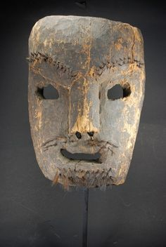 Household Protecting Mask, Himalayan Region, 18th C.