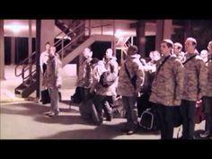 USAF BMT Zero Night At The Squadron VIDEO!!