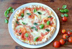 Pizza al piatto con Margherita di Giulia