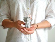 Crochet elephant  ❤  ❤  ❤