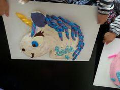 EVIE's Unicorn Cake 2014