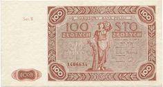 100 Zlotych 1947 (landwirtschaftliche Symbole)