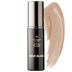 Veil Fluid Makeup Oil Free Broad Spectrum SPF 15 - in honey - Hourglass   Sephora