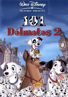 "Ver película 101 Dalmatas 2 online latino 2003 gratis VK completa HD sin cortes descargar audio español latino online. Género: Animación, Infantil Sinopsis: ""101 Dalmatas 2 online latino 2003"". ""101 dálmatas II: Una aventura en Londres"". ""101 Dalmatians II: Patch's London A"