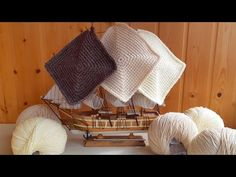 Как я квадрат крючком вяжу ;) - YouTube Chrochet, Crochet Hats, Bags, Youtube, Crocheting, Projects, Crochet, Knitting Hats, Handbags