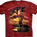 Native American Indian T-Shirt - www.AnimalShirt.net