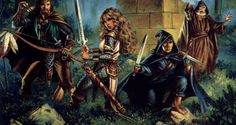 14 Ways To Find a Killer Dungeons and Dragons Game (or any other RPG, really) Forgotten Realms, High Fantasy, Fantasy Rpg, Fantasy Party, Character Design Cartoon, Character Art, Fantasy Artwork, Cartoon Network, Advanced Dungeons And Dragons