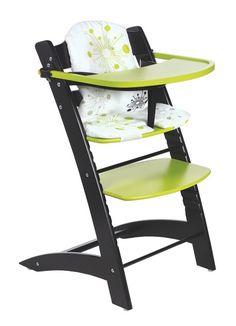 Le vide grenier de didou la brocante petit meuble chrom - A quel age met on bebe dans une chaise haute ...