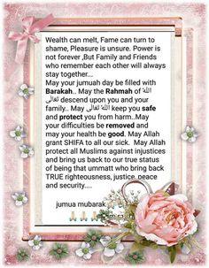 Islamic Images, Islamic Love Quotes, Islamic Inspirational Quotes, Religious Quotes, Muslim Quotes, Motivational Quotes, Jumma Mubarak Messages, Jumma Mubarak Quotes, Cherish Life Quotes