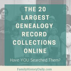 Can you find your ancestors in these giant genealogy research databases? Discover new details for your family tree with these amazing genealogy resources. Ancestry Websites, Free Genealogy Sites, Genealogy Forms, Genealogy Search, Family Genealogy, Family Tree Research, Family Tree Chart, Family Trees, Genealogy Organization