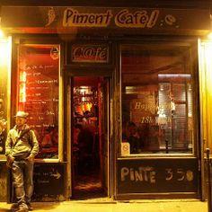 Le Piment Café, Paris