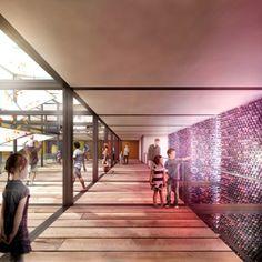 Pabellón español en la Exposición de Milán - Terradas Arquitectura
