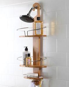 Umbra Bamboo Shower Caddy