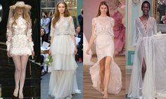 Bridal 2017: 10 dresses for a Coachella style wedding