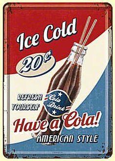 Have a Cola! Blechpostkarte von Reklamewelt, http://www.amazon.de/dp/B0096MV8PY/ref=cm_sw_r_pi_dp_nisjrb1WD90AK
