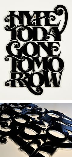 Fantastic Typography by Luke Lucas