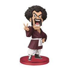 Dragon Ball Z Mr. Satan WCF Series 2 Mini-Figure