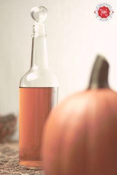 Homemade Pumpkin Spice Infusion