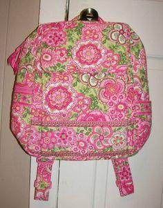 VERA BRADLEY Backpack Petal Pink