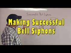 "Making Successful ""Bell Siphons"" - AQUAPONICS - YouTube"