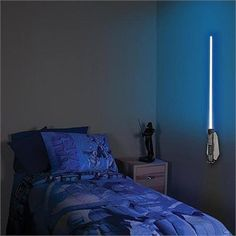 in a galaxy far far away...Starwars room light.
