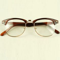 Retro Glasses from #YesStyle <3 MURATI YesStyle.com.au