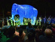 """""""O Grito do Bicho"""": Austrália celebra 100 anos de zoológico com desfil..."""