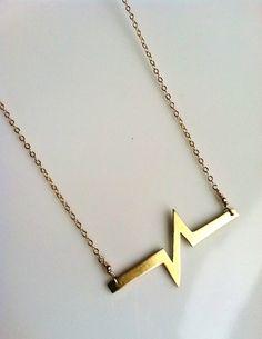 Breakline Necklace