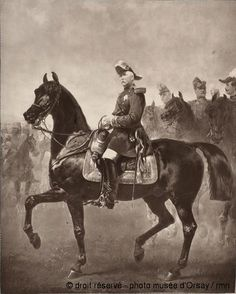Goupil & Cie, Mac-Mahon, vers 1874, épreuve photomécanique (woodburytypie), Musée d'Orsay