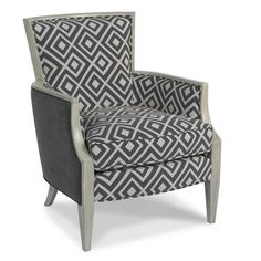 Fabulous and space efficient Nadia chair. Available through Toms-Price Home Furnishings.