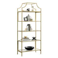 Better Homes & Gardens Nola Decorative Bookcase