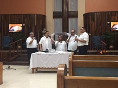 RUAEM ministry sings to the Lord