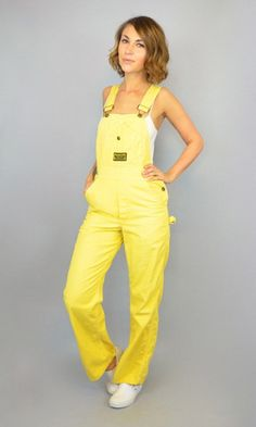 yellow overalls - Google Search