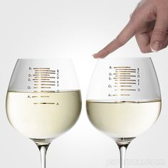 Musical Wine Glasses - Cory and I would get in to WAY too much trouble with these.  Next year's birthday glasses?