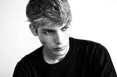 Tye photographs Request fresh face Baptiste Radufe, who is in town for New York Fashion Week, which kicks off September Baptiste Radufe, Fresh Face, Male Models, Character Inspiration, Kicks, Portrait, Fashion, Clean Face, Men Models
