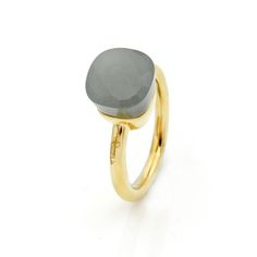 home decor idea Pomellato, Wholesale Jewelry, 18k Gold, Gemstone Rings, Quartz, Bling, Grey, Decoration, Style