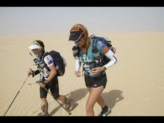 Love a good adventure documentary? Follow me through the highs and lows and I try to run the Gobi Desert Ultramarathon race -250km across the harshest terrain