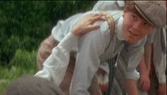 "When Gilbert first met Anne and was clearly delighted. | 25 Times Gilbert Blythe From ""Anne Of Green Gables"" Melted Your Heart"