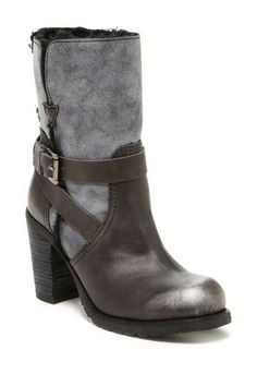 In search of the perfect fall boot: Meytal Buckle Boot