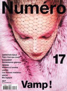 Numéro France 17 October 2000 - Kristina Tsirekidze