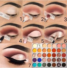 The Jaclyn Hill Eyeshadow Palette Makeup Lidschatten Schminken The Jaclyn Hill Eyeshadow Palette Makeup Lidschatten Schminken Eye Makeup Tutorial Jaclyn Hill Palette Eye Makeup Palette Jaclyn Eyemakeup Jaclyn Hill Eyeshadow Palette, Eyeshadow Base, Jaclyn Hill Palette, Makeup Palette, Eyeshadow Makeup, Makeup Brushes, Jacklyn Hill Palette Looks, Eyeshadow Steps, Eyeshadow Tutorials