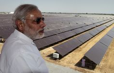 India's New Leadership: 400 Million People Will Have Power In 5 Years With The Help Of Solar. #technology #environment #economy