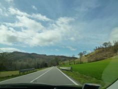 Macchina, San Marino→Perugia, Italia (Marzo)