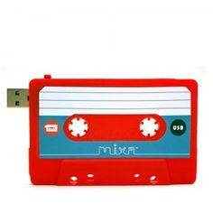 Mixa USB Cassette, la clef du vintage